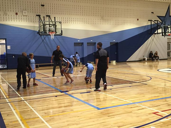 New rec programs get the ball rolling on physical fitness
