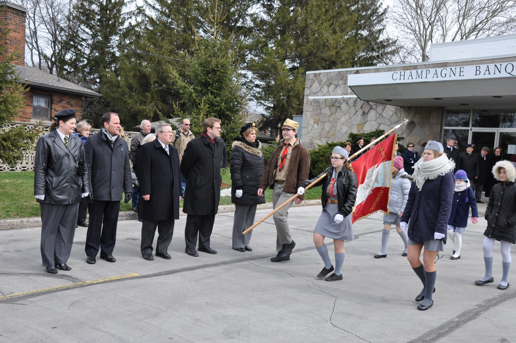 Royal Canadian Legion Polish Veterans Branch 418 70th Anniversary