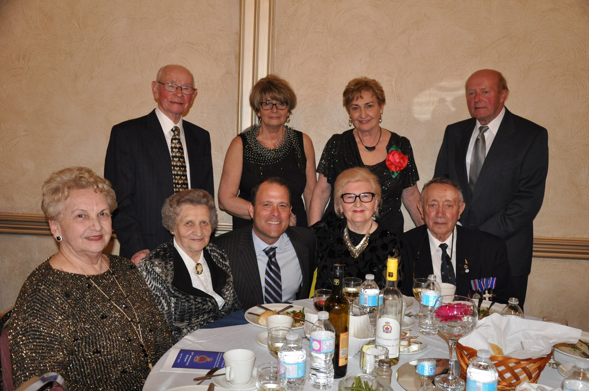 Royal Canadian Legion Polish Veterans Branch 418 70th Anniversary