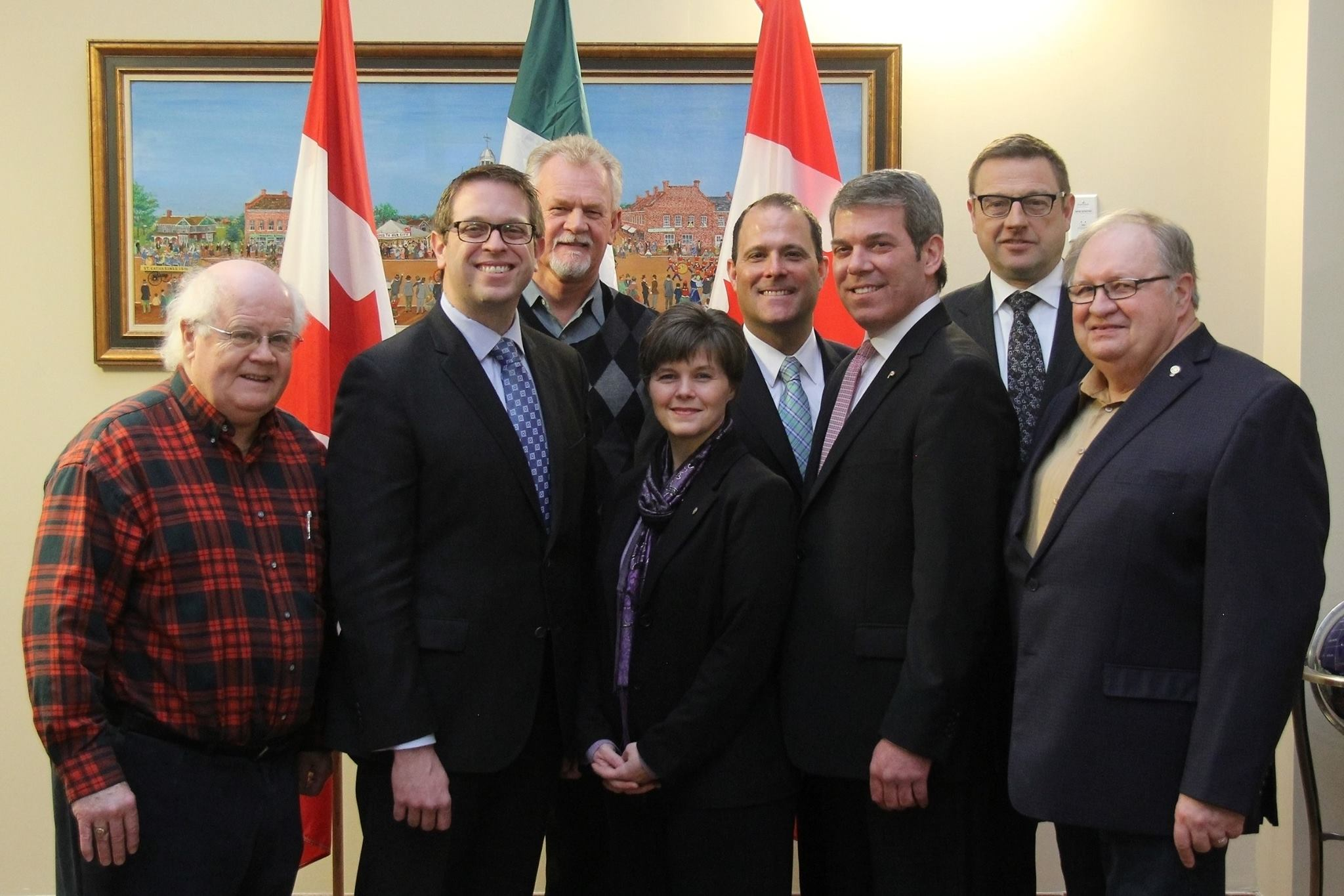 St. Catharines receives $700,000 from Canada 150 Infrastructure Program