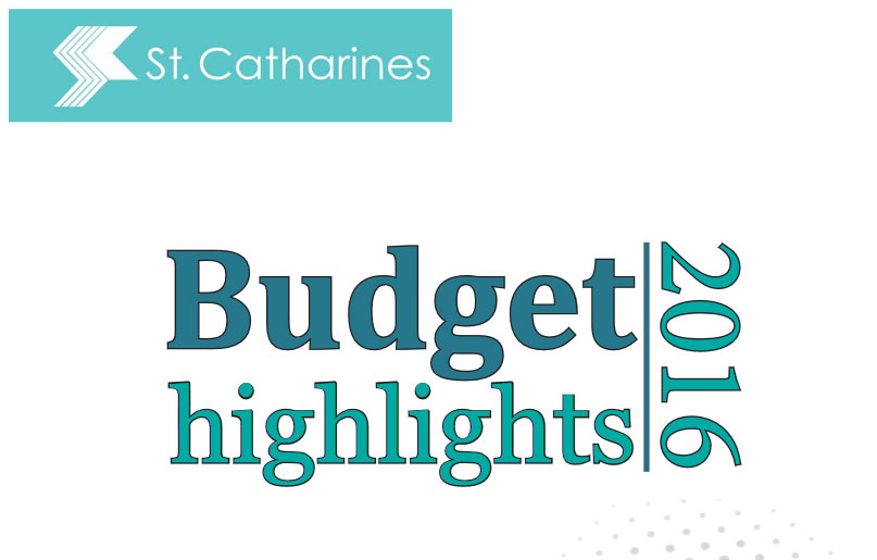 2016 Budget Highlights