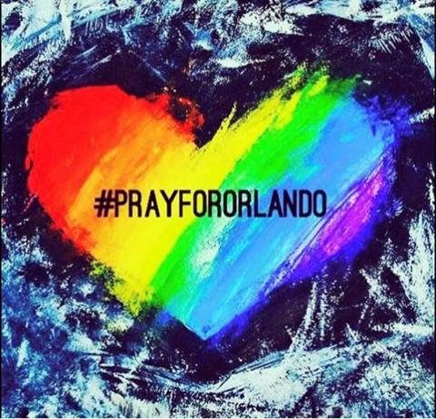 Pride Niagara Vigil for Orlando