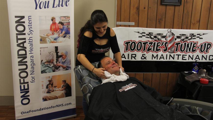 #BeardForGord raises $5,500 for Walker Family Cancer Centre