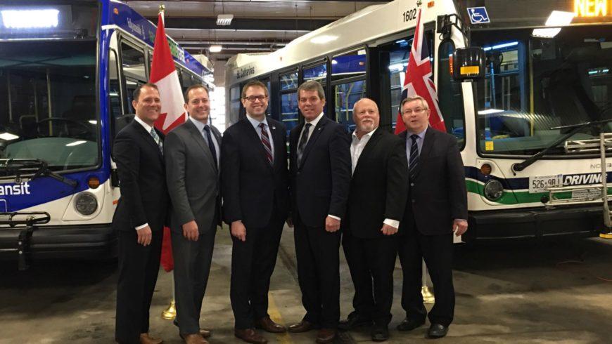 $15 million to fuel transit