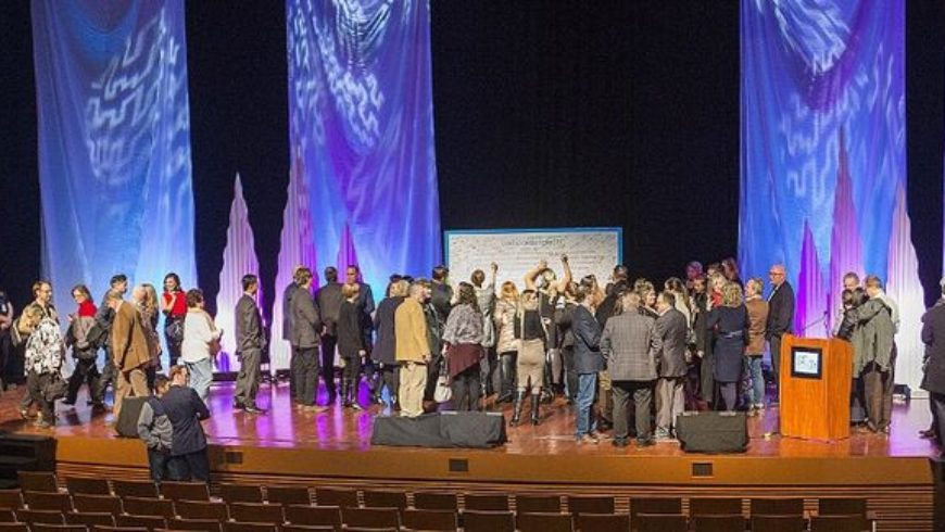 'No one is left behind' – Compassionate City Charter launched during mayor's state of the city