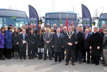 Unprecedented public transit investment commitments for Niagara