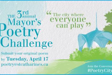 Mayor's Poetry Challenge