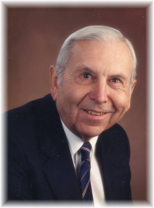 Dr. William (Bill) Orr