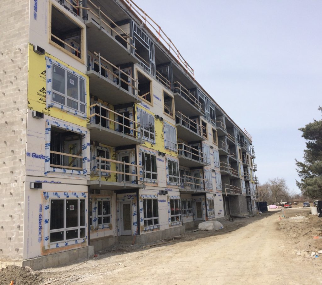 Niagara Regional Housing, 527 Carlton St
