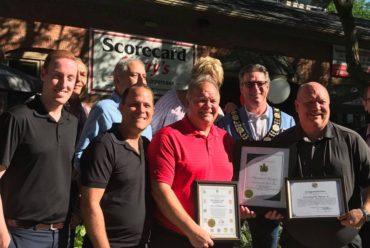 Congratulations Scorecard Harry's!