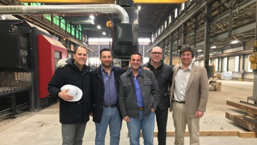 Steelcon announces $40 million manufacturing facility for St. Catharines