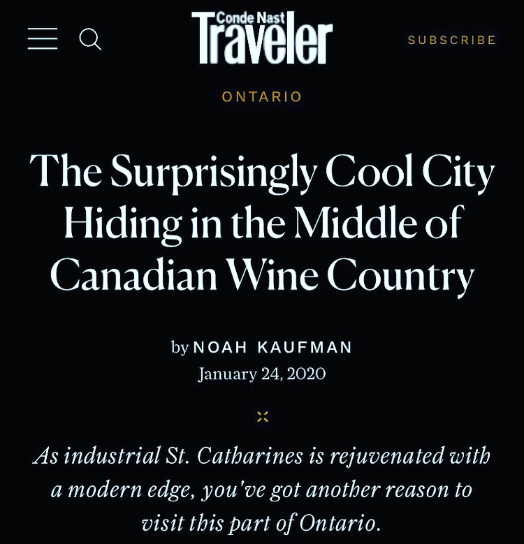 The Surprisingly Cool City Hiding in the Middle of Canadian Wine Country